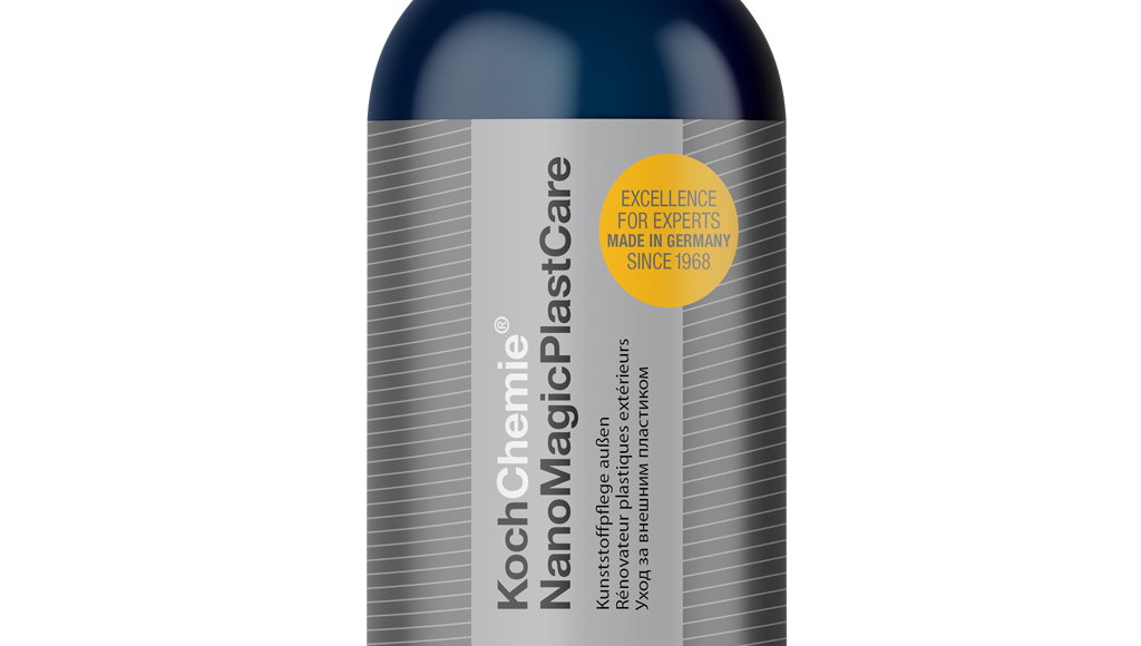 NanoMagicPlastCare 500ml